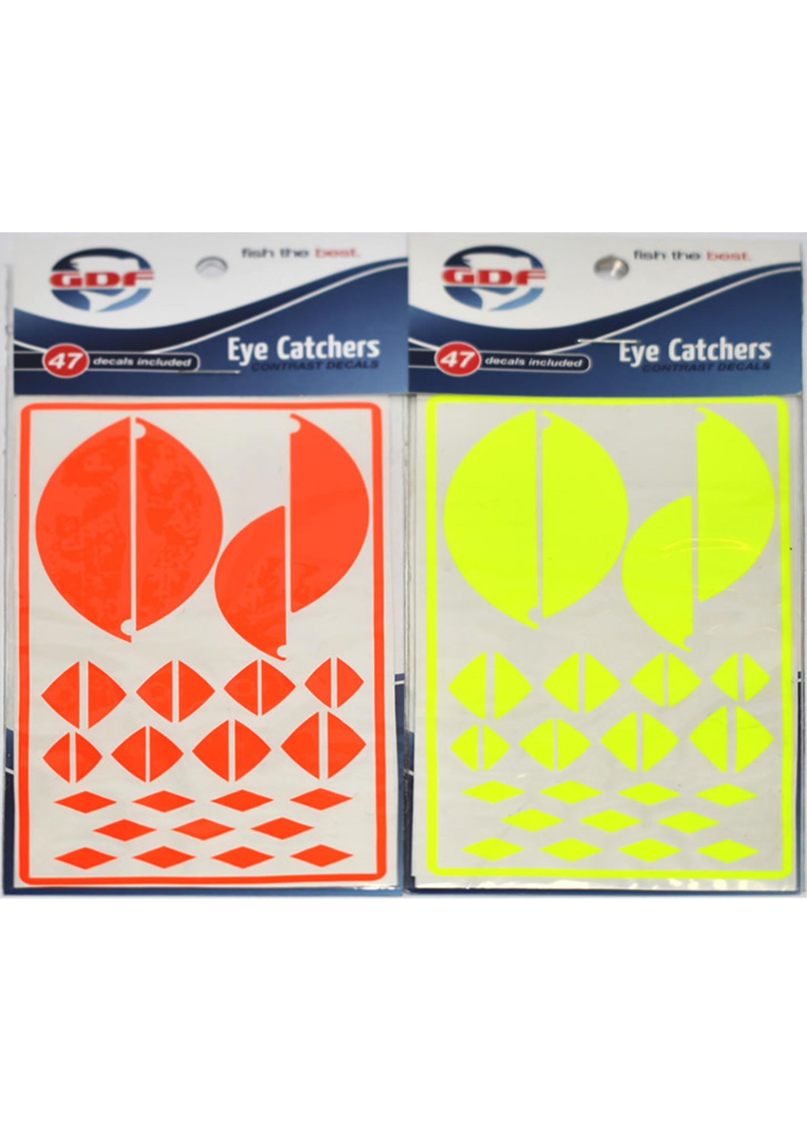 GDF Eye Catchers Tips/Slants Orange