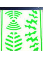 GDF Eye Catchers Plugs Green