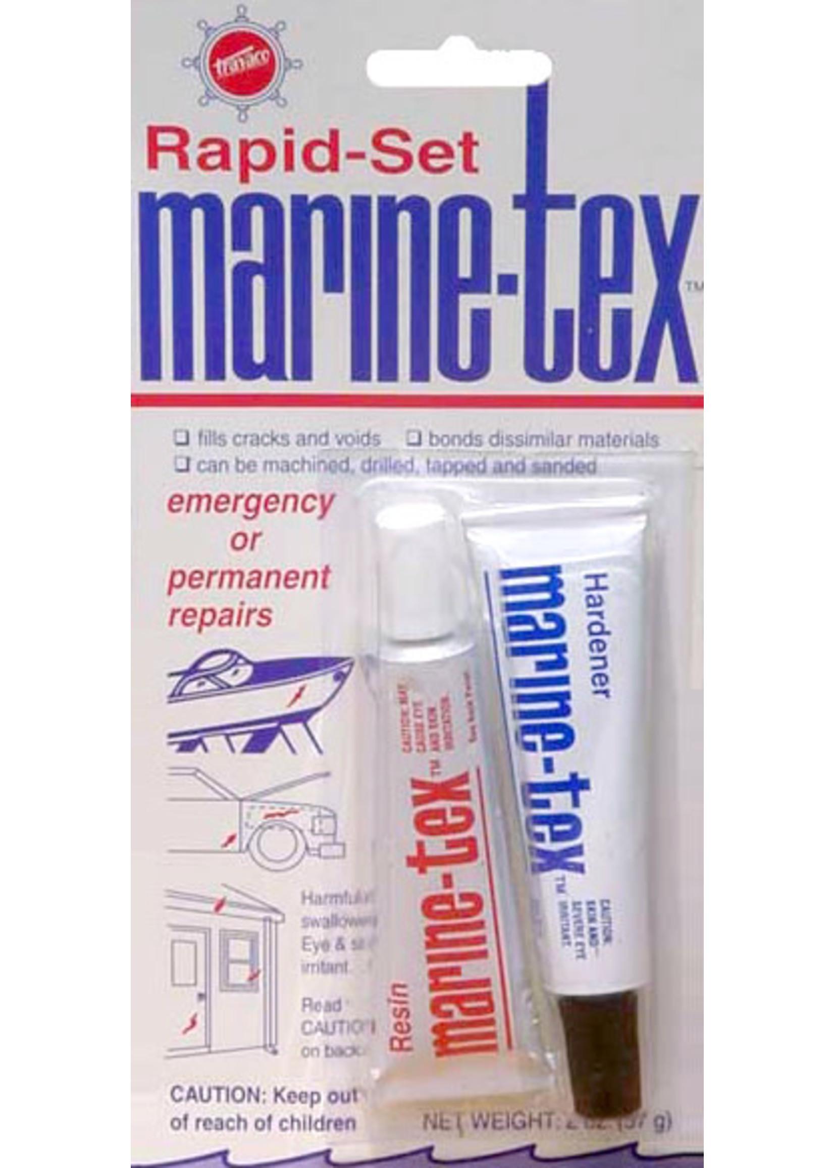 ITW Philadelphia Resin Marine Tex Rapid Set Gray 2 Gray