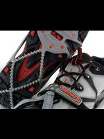 Yaktrax Yaktrax Ice Cleat Run Gray/Red Med