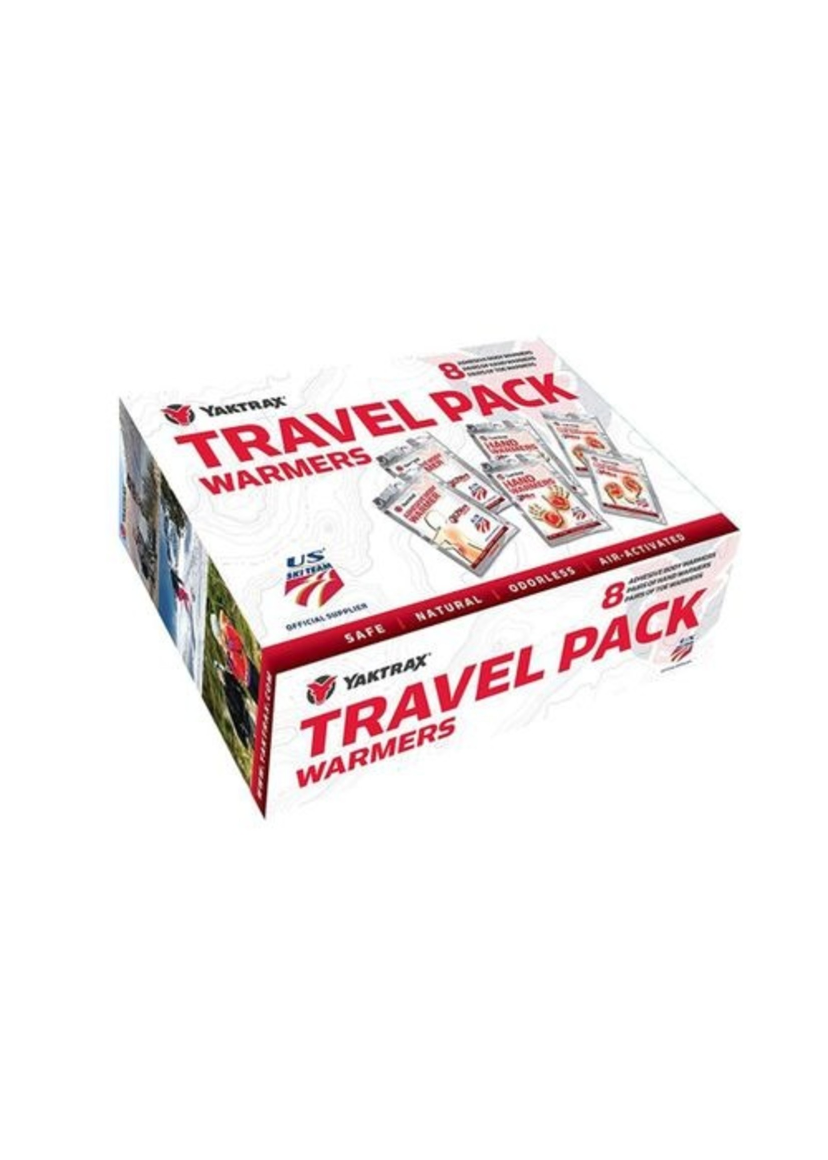 Yaktrax Yaktrax Warmers Travel Pack