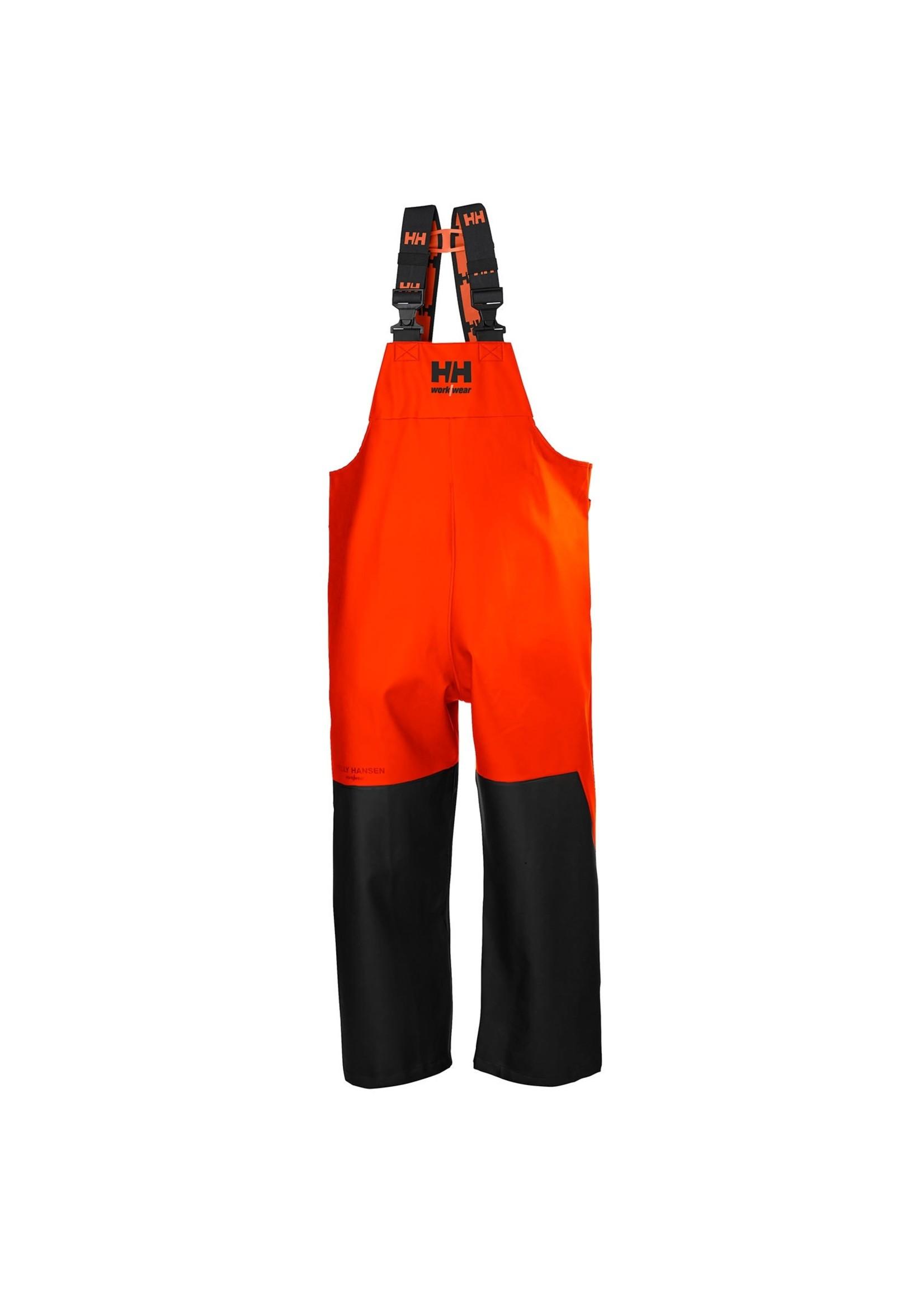 Helly Hansen Storm Rain BIB Orange XS
