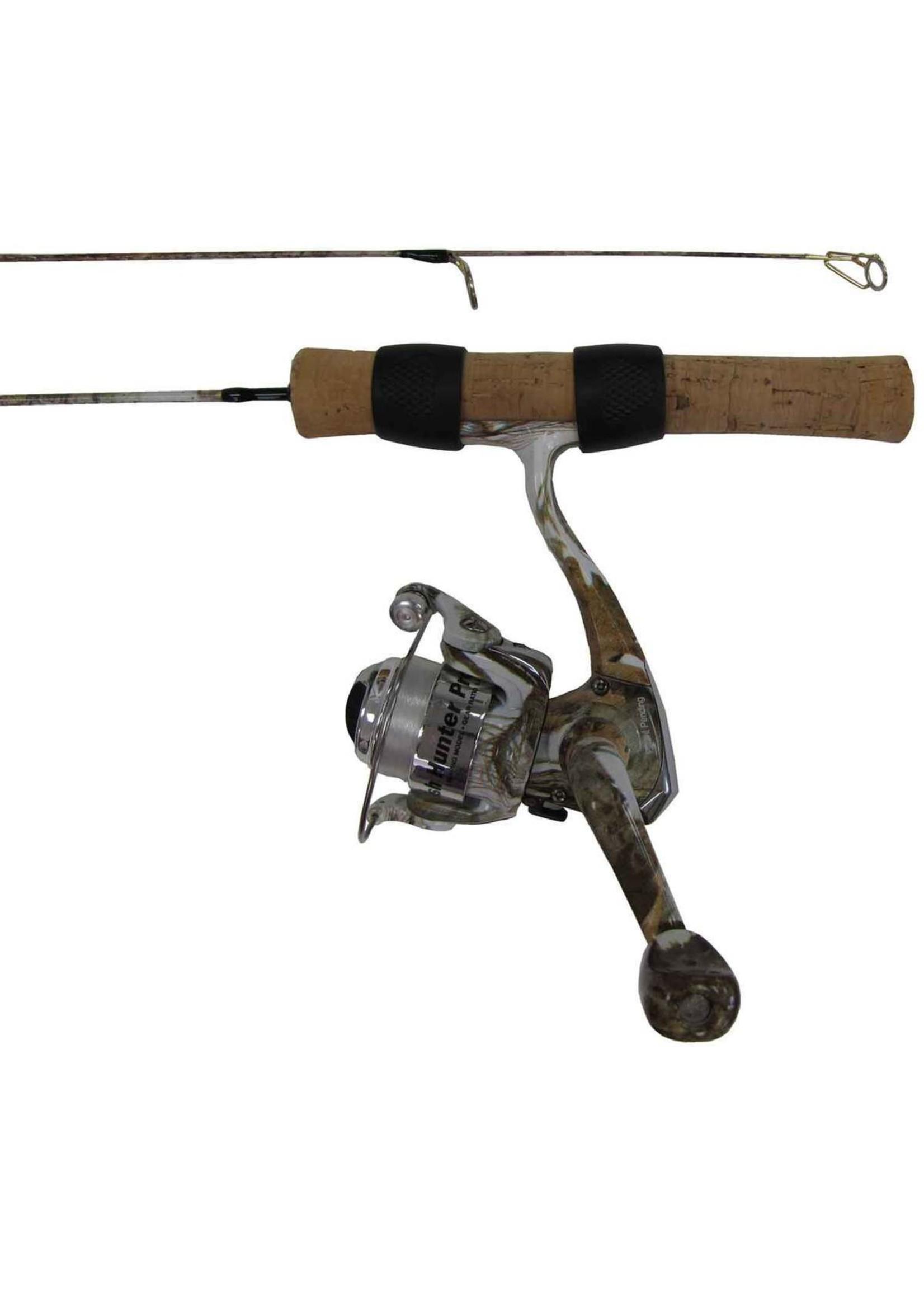 """HT Fish Hunter Ice Combo L 24""""w/IAR"""