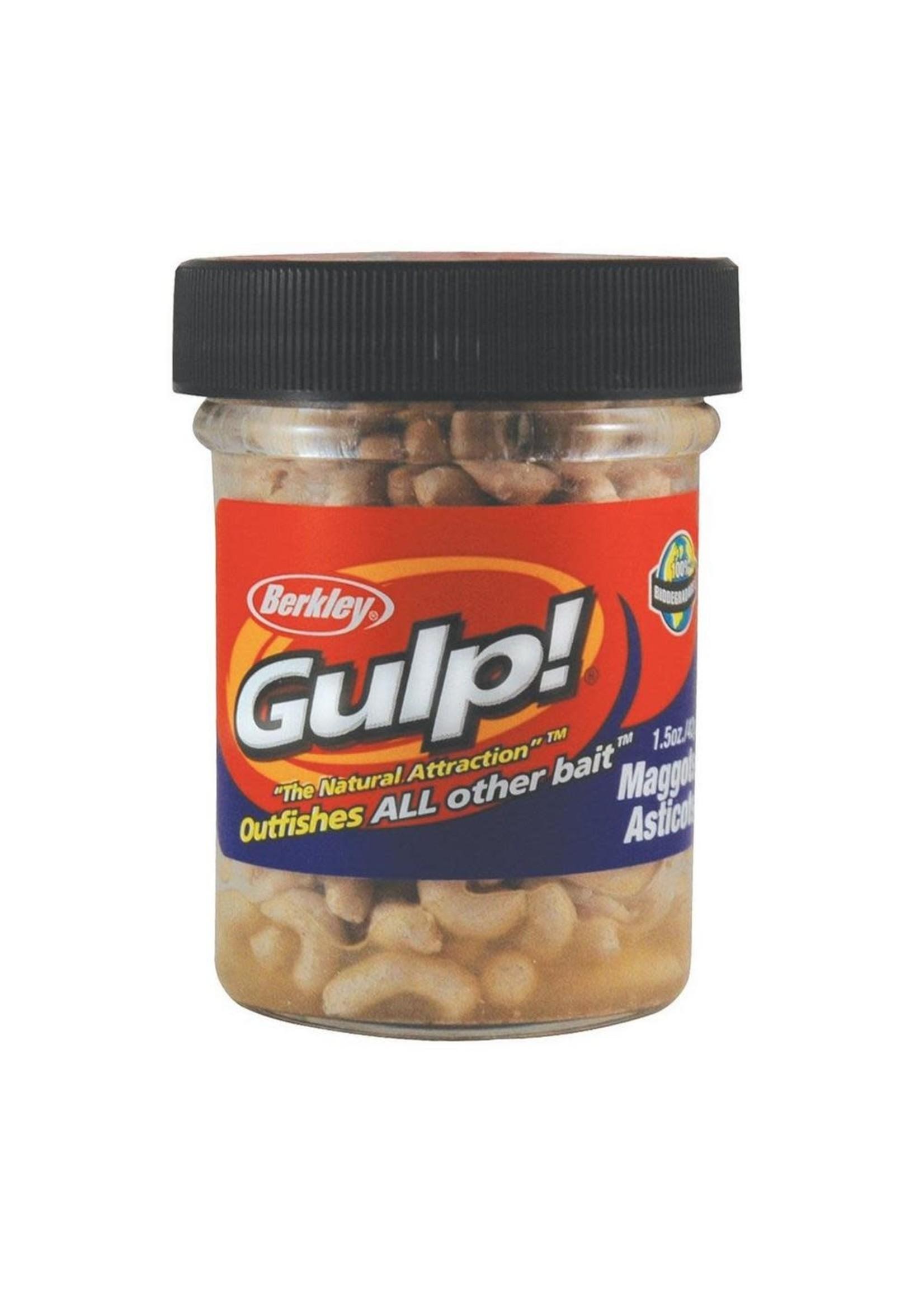 Berkley Berkley Gulp! Alive! Maggots Wht