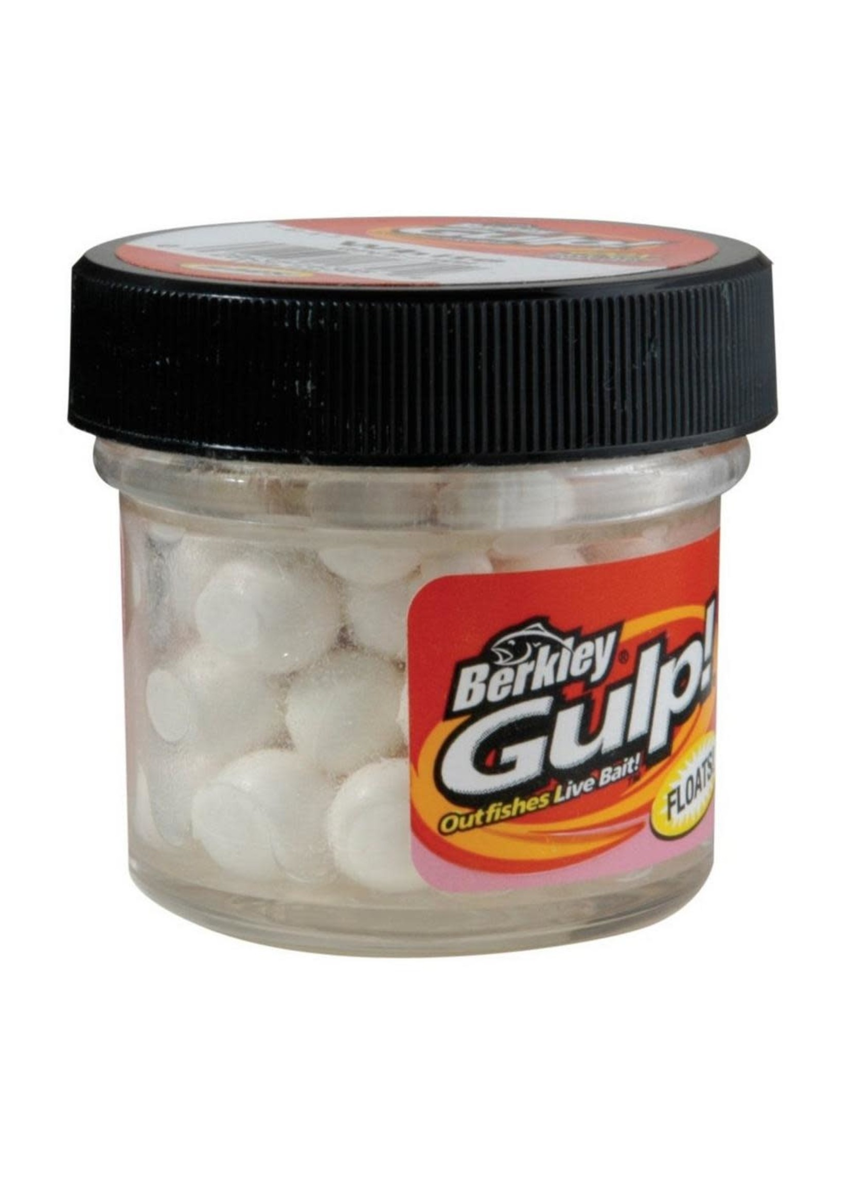 Berkley Berkley Gulp! Alive! Floating Salmon Eggs Jar Fluor White