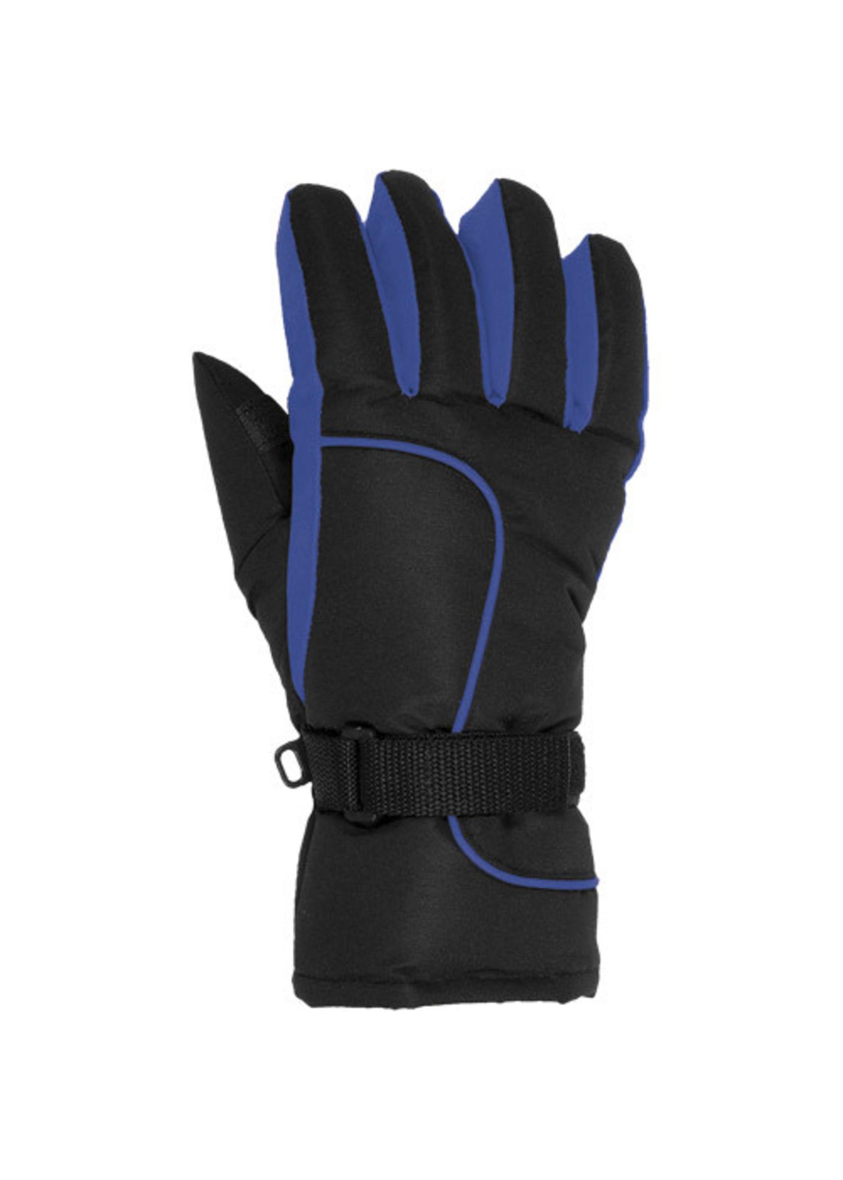 Choko Promo Nylon Gloves Youth Royal XS