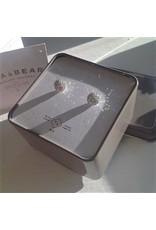 Pika & Bear Novasphere Shimmering Ball Stud Earrings 8mm