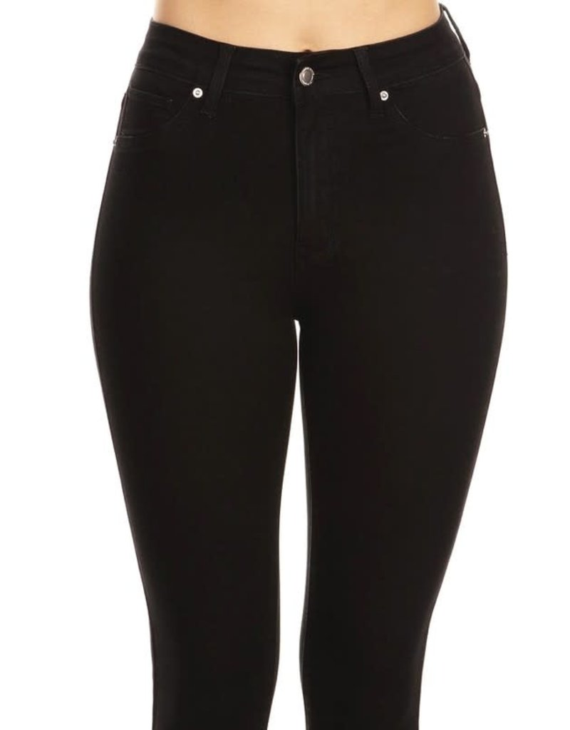Hammer Collection Black High Rise Skinny