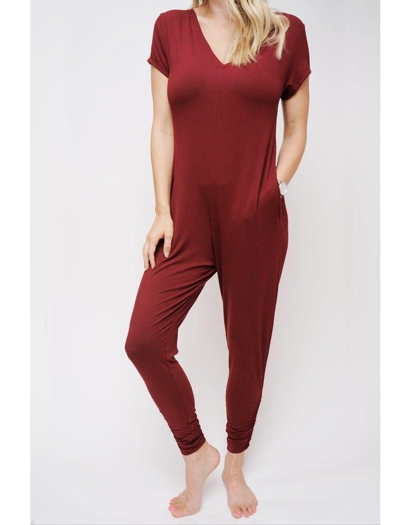 Lav + Kush T-Shirt Romper