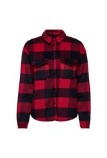 ONLY Checked Shirt Jacket