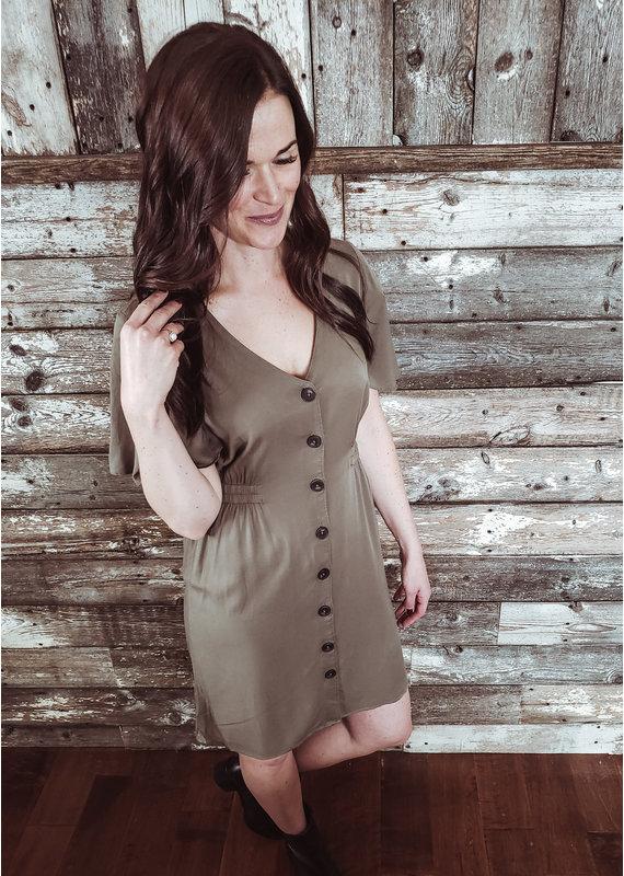 RD International Woven Dress