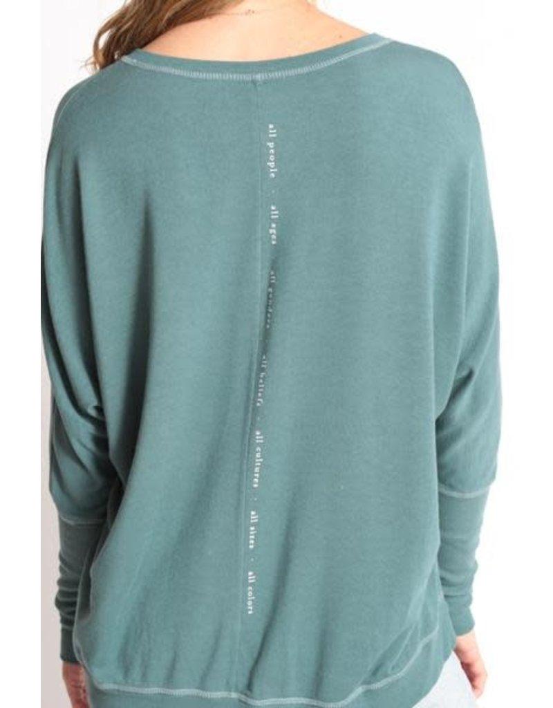 Good Hyouman Love Lives Here Sweater