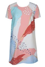 MinkPink Calm Bliss Tee Dress