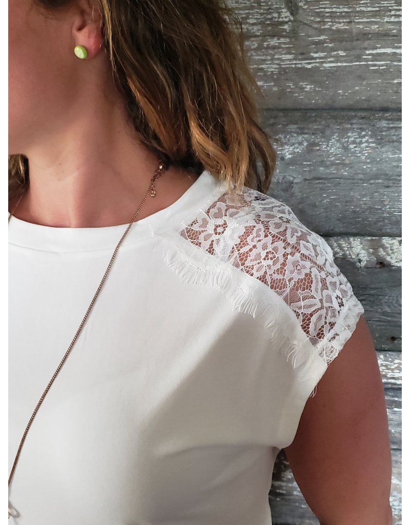 ONLY Free Life Lace Top