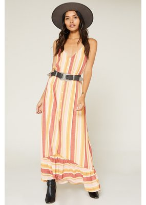 Sage The Label Kiss The Sun Maxi Dress