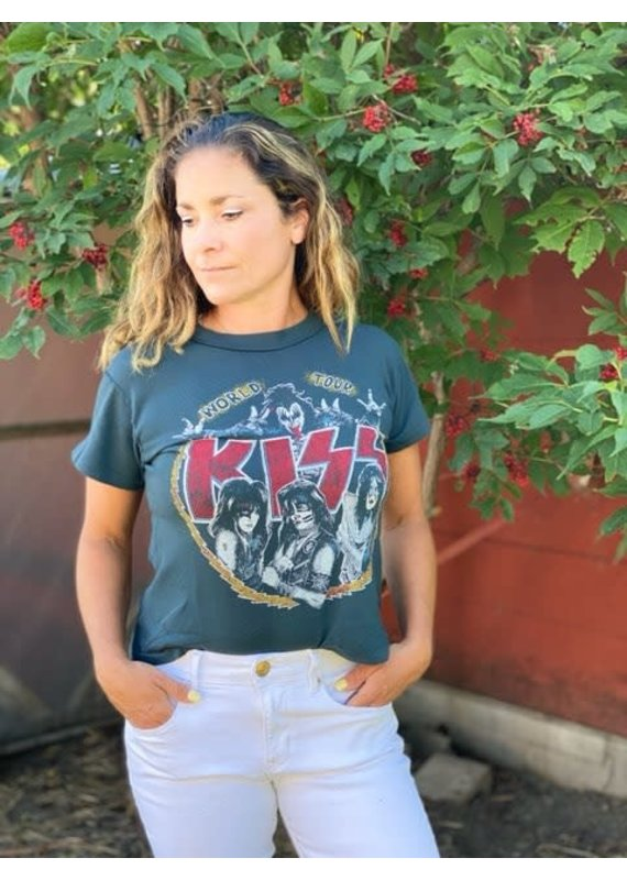 Daydreamer Kiss World Tour Tee