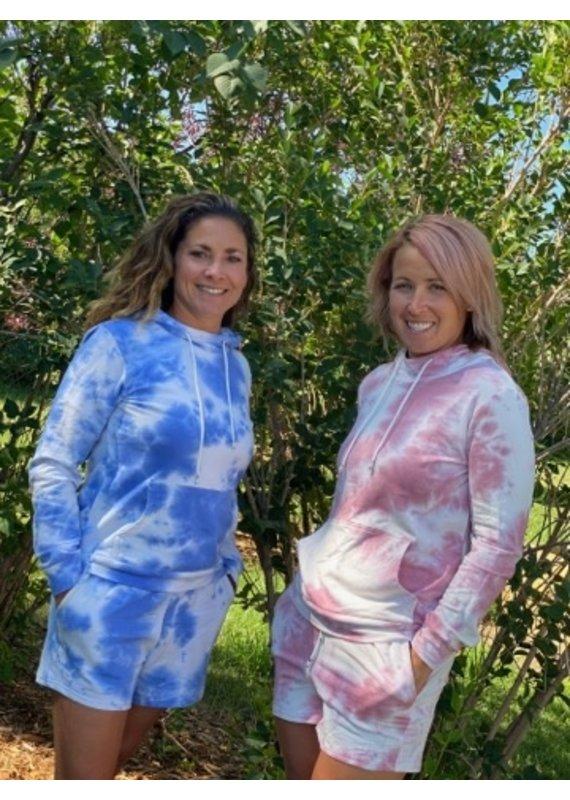 Luna Clothing Cotton Candy Tie Dye Set