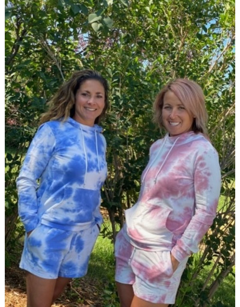 Luna Clothing Cotton Candy Tie Dye Set