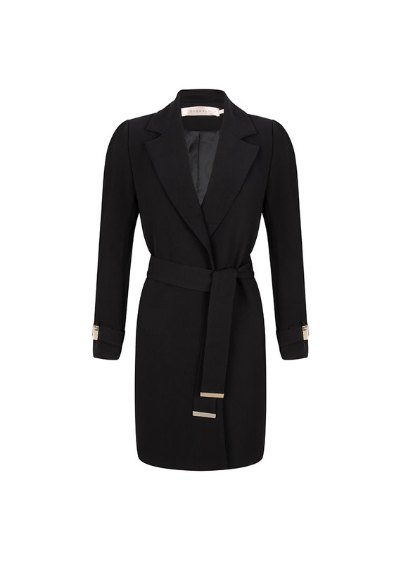 Esqualo City Belt Coat