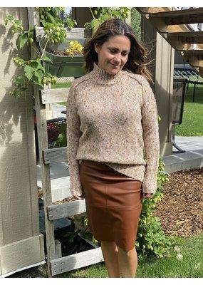 Esqualo Multi Color Sweater