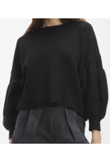 Oat NY Balloon Sleeved Sweater