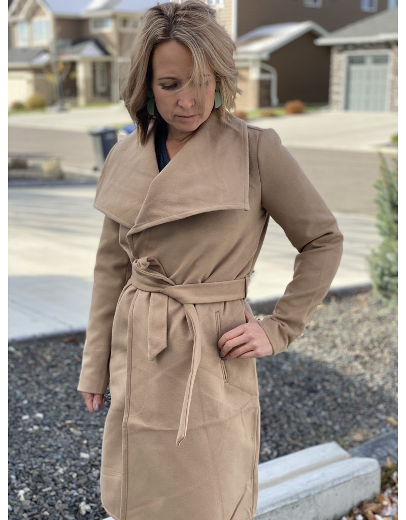 ONLY Phoebe Drapy Coat