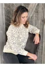 RD International Winter Print Sweater
