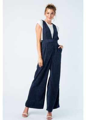 Style Rack Madison Corduroy Jumpsuit