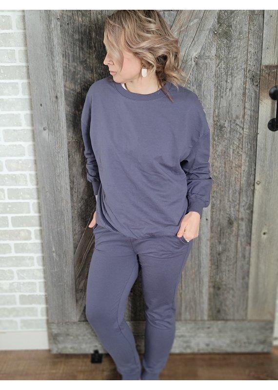RD International Blue Horizon Pullover