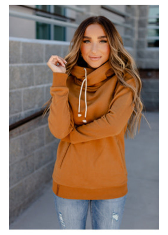 Ampersand Avenue Maple Single Hood Sweatshirt