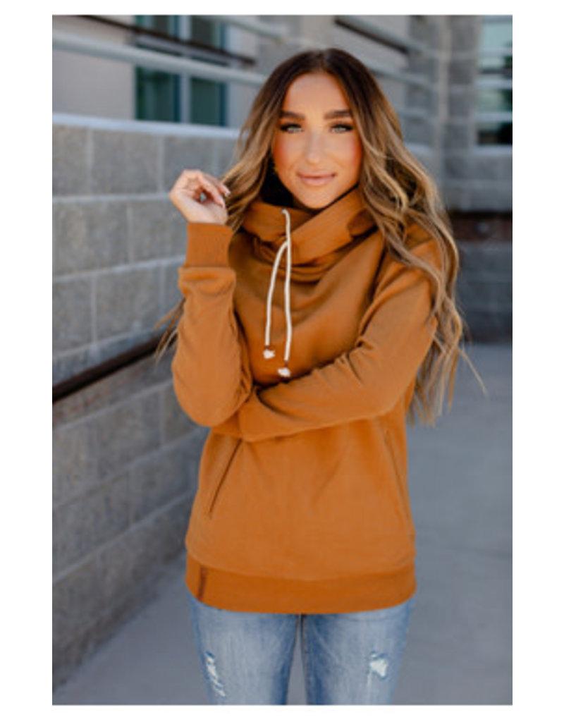 Ampersand Avenue Maple Single Hood Sweatshirt
