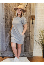 RD International Sweatshirt Dress