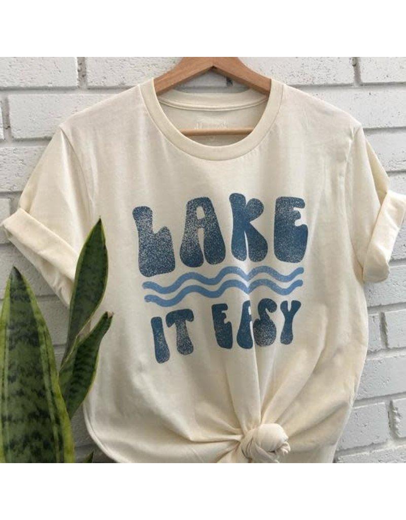 Homework Brand Lake it Easy