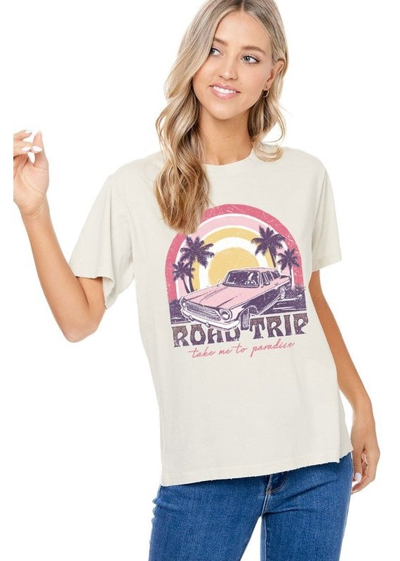 Zutter Road Trip Graphic Tee