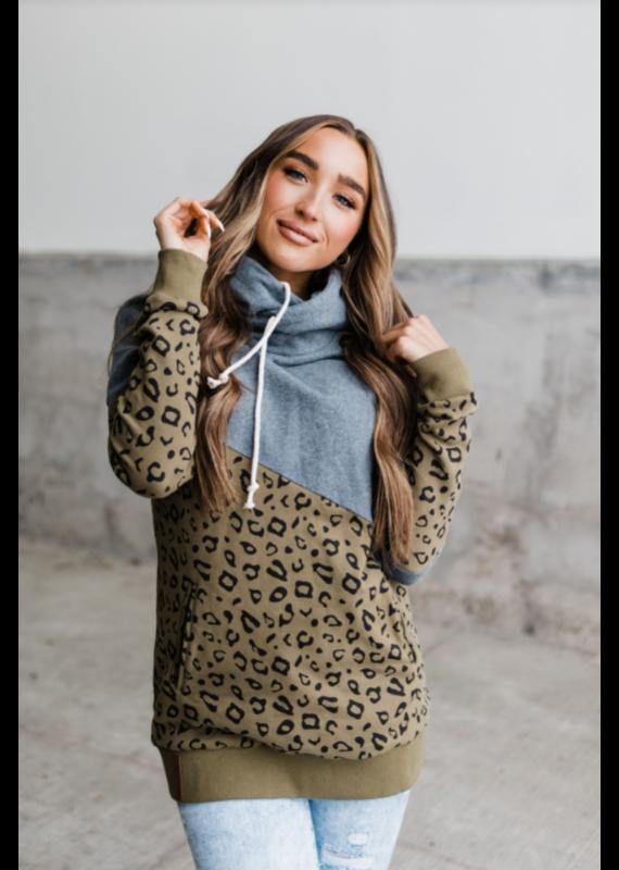 Ampersand Avenue Feline Good SingleHood Sweatshirt