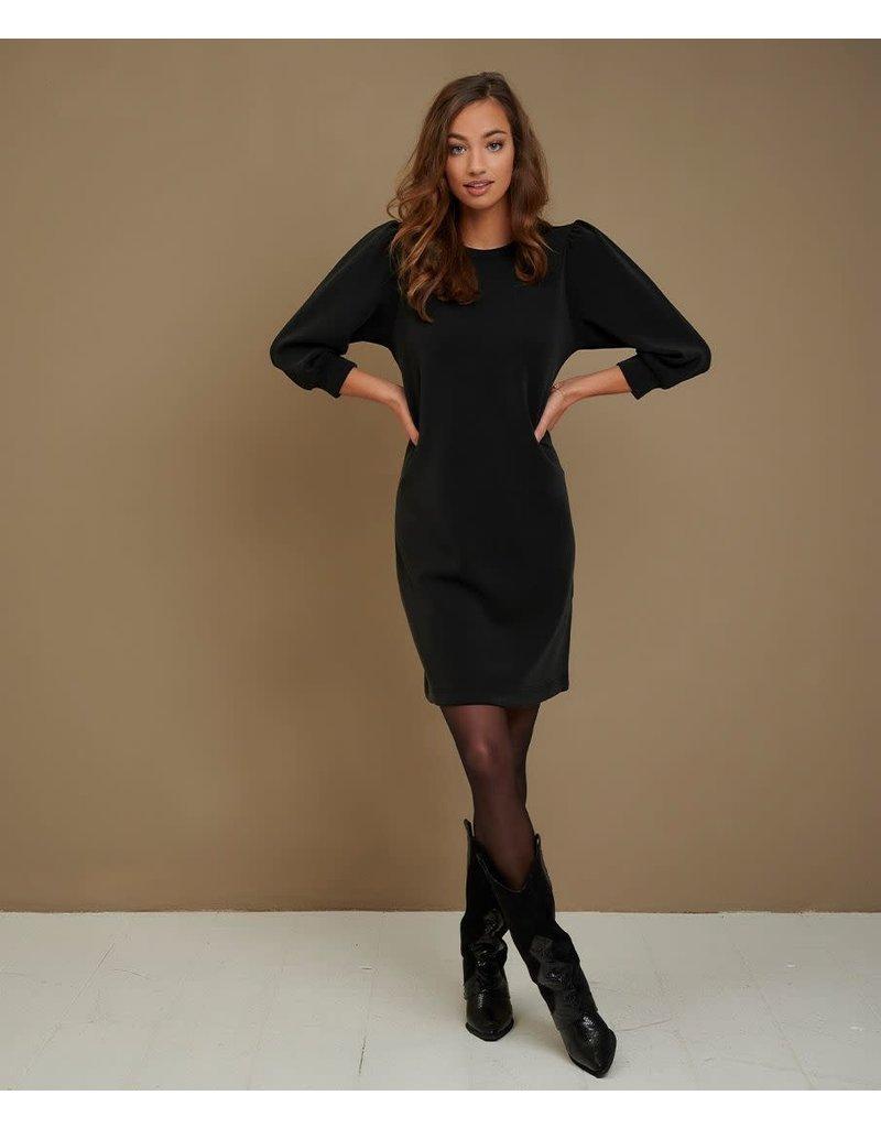 Esqualo The Kayla Puff Sleeve Dress