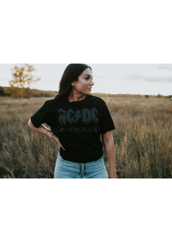 Jack of all trades AC/DC Tee