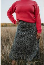Garcia Allover print Skirt
