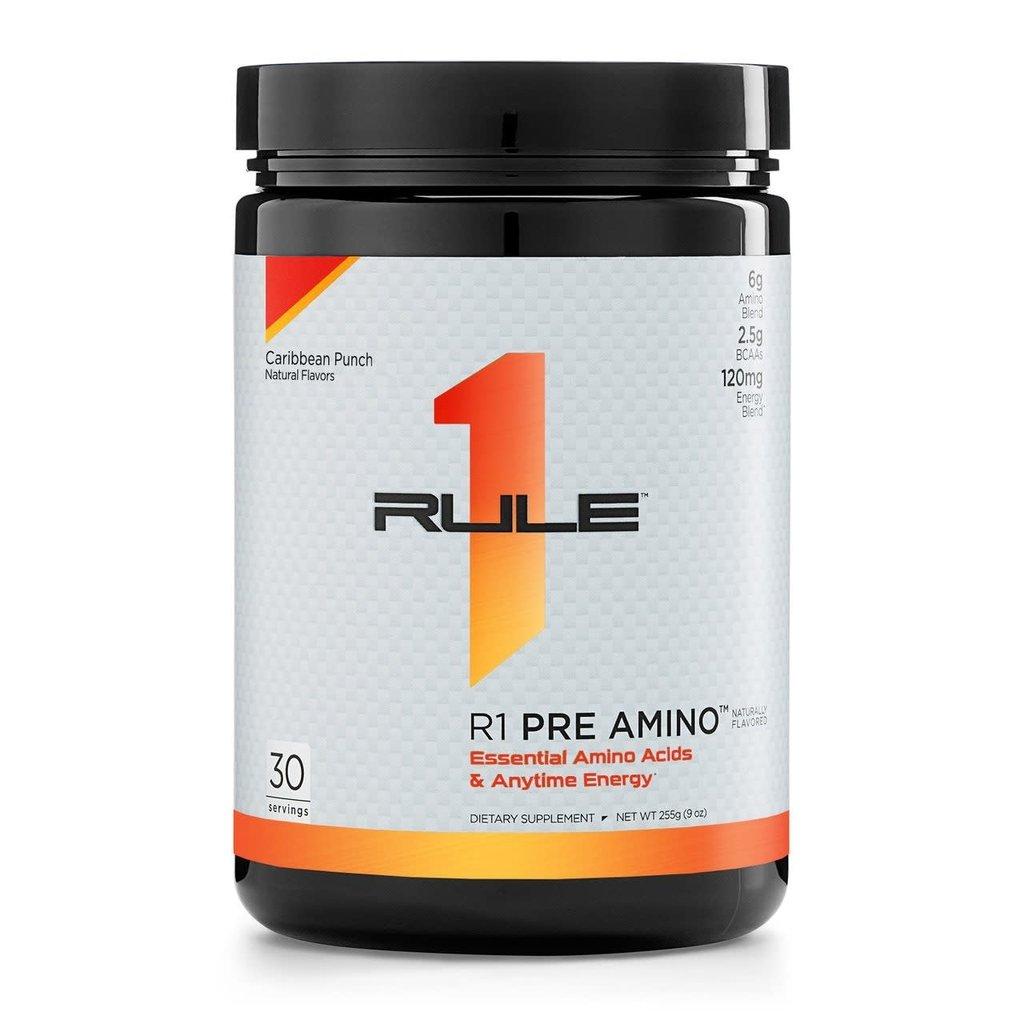 Rule 1 R1 Pre Amino Natural