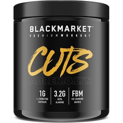Blackmarket Labs Adrenolyn Cuts