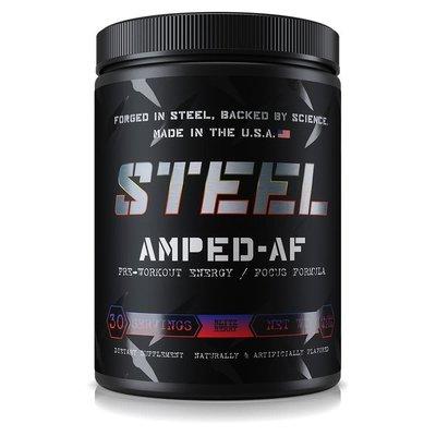 Steel Supplements Amped-AF
