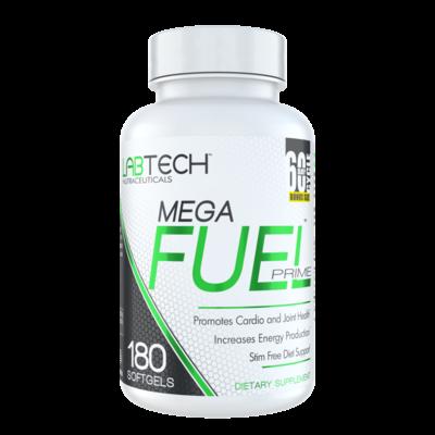 LabTech Nutraceuticals Mega Fuel