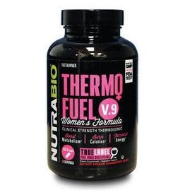 NutraBio ThermoFuel v9 for Women