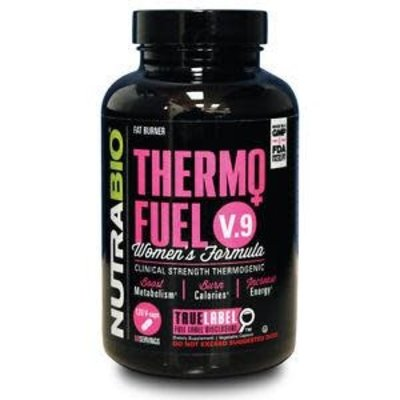 NutraBio ThermoFuel v9 for Women