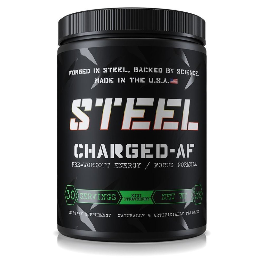 Steel Supplements Charged-AF