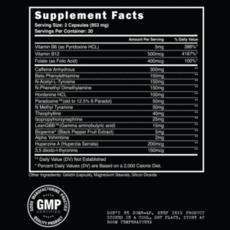 Steel Supplements Shredded-AF