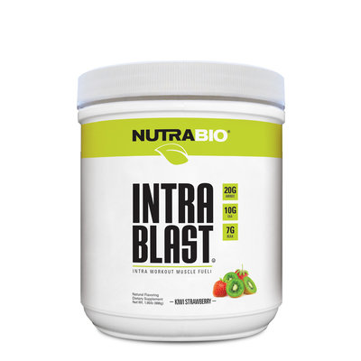 NutraBio Intra Blast Natural