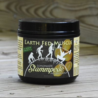 Earth Fed Muscle Stammpede
