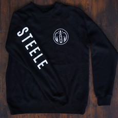 Steele Crew Neck Sweatshirt