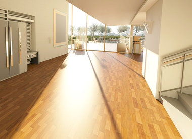 Hardwood & Laminate Flooring